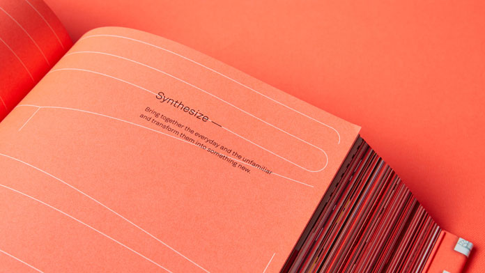 The School of Visual Arts  Book Design by Hinterland