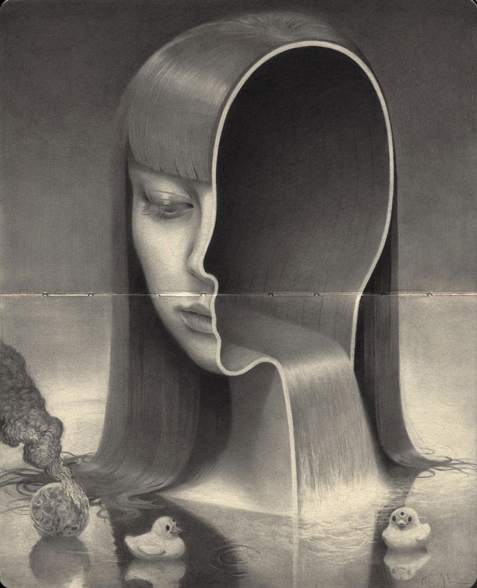Miles Johnston Illustrations, Over Flow