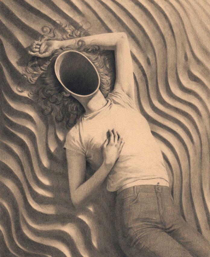 Miles Johnston Illustrations, Disturbance