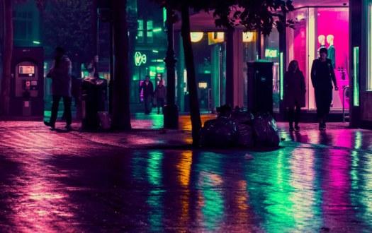 Eugene Tumusiime Photography, Colorful night.