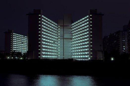 Exploring Japanese public housing apartments, known as 'danchi'.