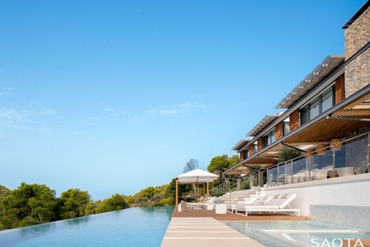 Bora Headquarters in Mallorca, Spain by SAOTA.