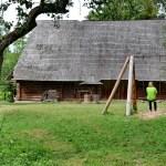 Большой крестьянский дом с подсобными помещениями