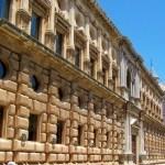 Ренесcансный дворец Карла V