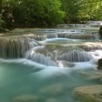 Многоступенчатый водопад Эраван