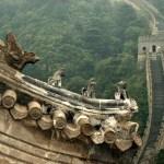 Великая стена в Китае