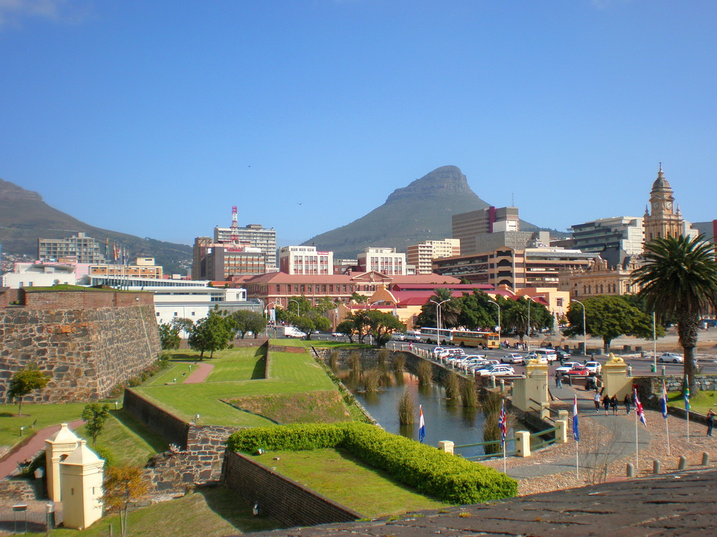 Достопримечательности Кейптауна