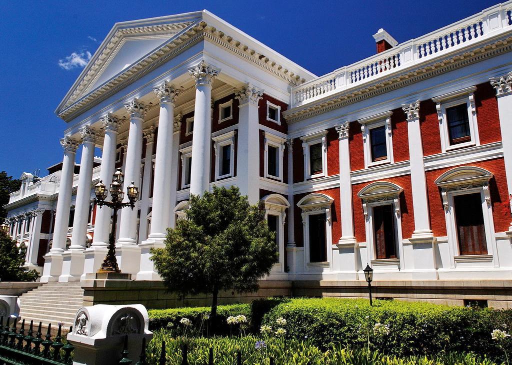 Парламентский комплекс в Кейптауне