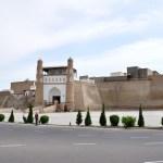 Цитадель Бухары крепость Арк