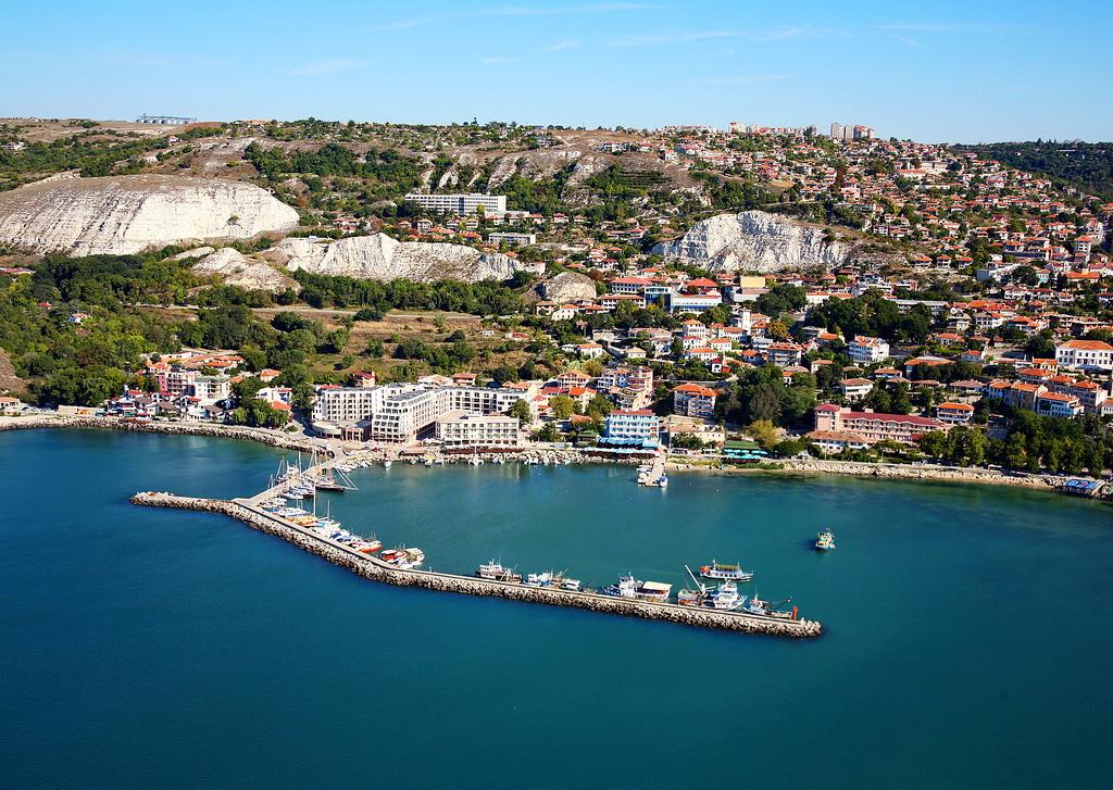 Курортный город Балчик
