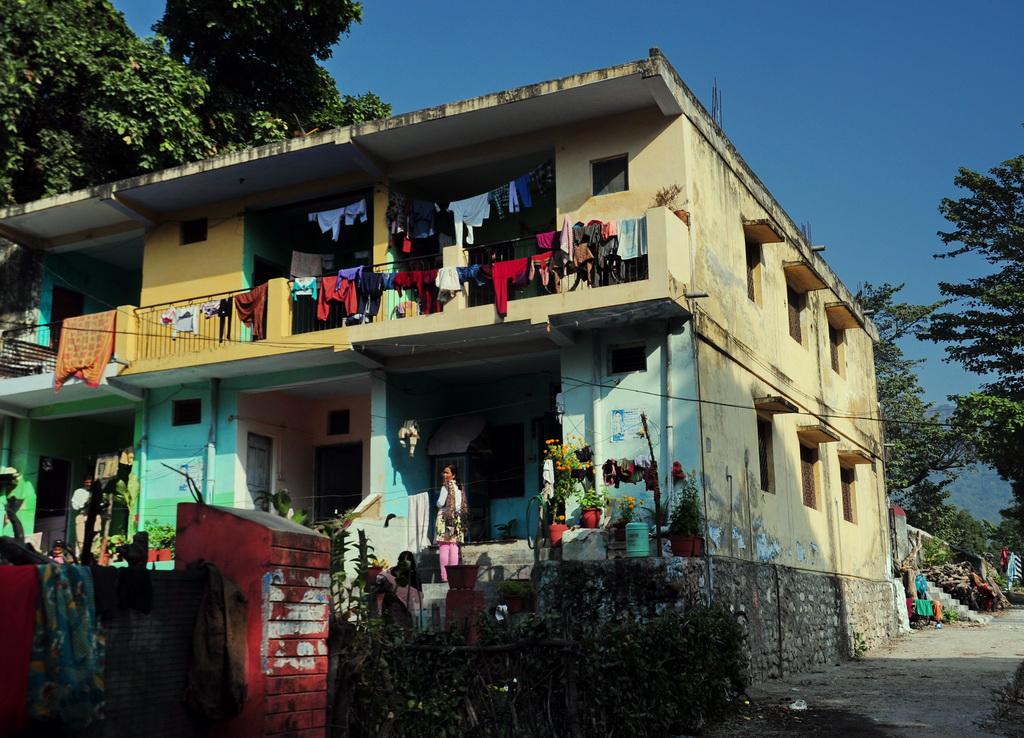 Жилой многоквартирный дом