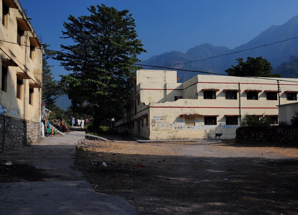Это индийская школа