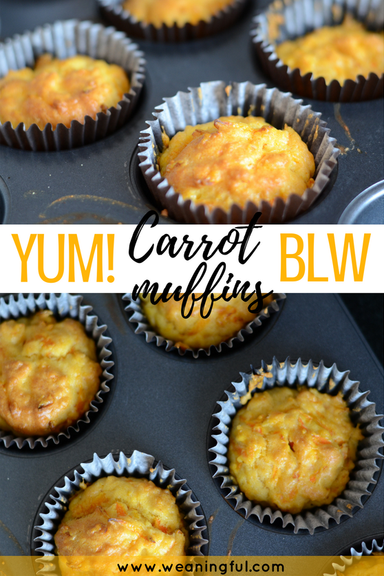 Carrot Muffins Recipe Baby Food