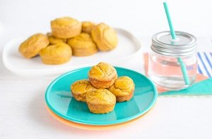carrot muffins no sugar for baby led weaning first foods finger foods