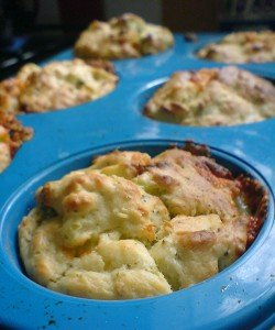 broccoli and cheese muffins baby led weaning recipe first foods finger food