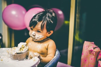 14 Healthy Smash Cake Recipes for Your Little One's Birthday [no sugar added]