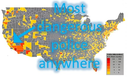 Fresno PD: The Most Dangerous Police Force in America