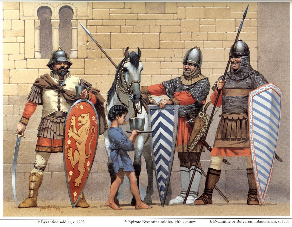 The Military Of The Byzantines