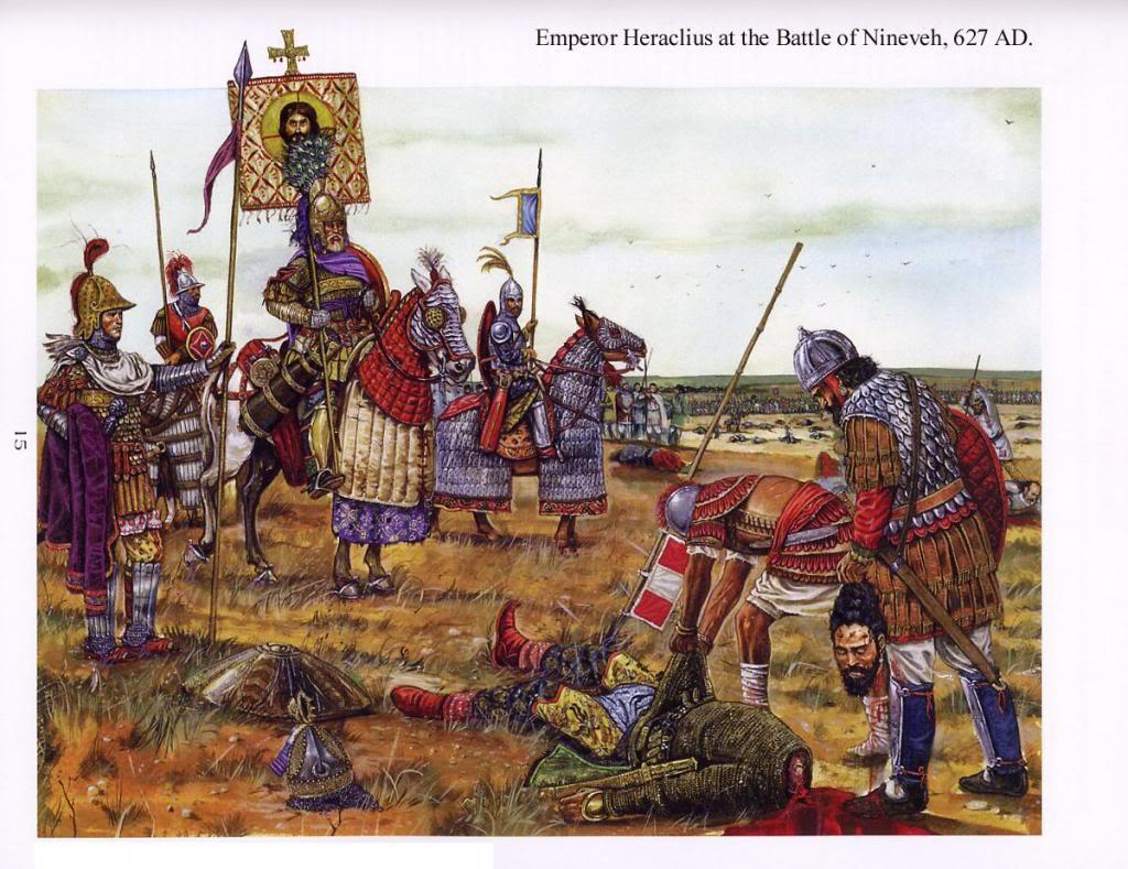 Rome Versus Persia