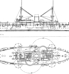 uss texas 1895 2nd class battleship [ 1993 x 1542 Pixel ]