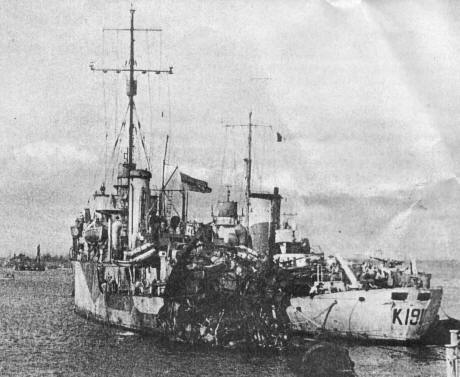 HardFought Destroyer Battles  Post DDay Part III