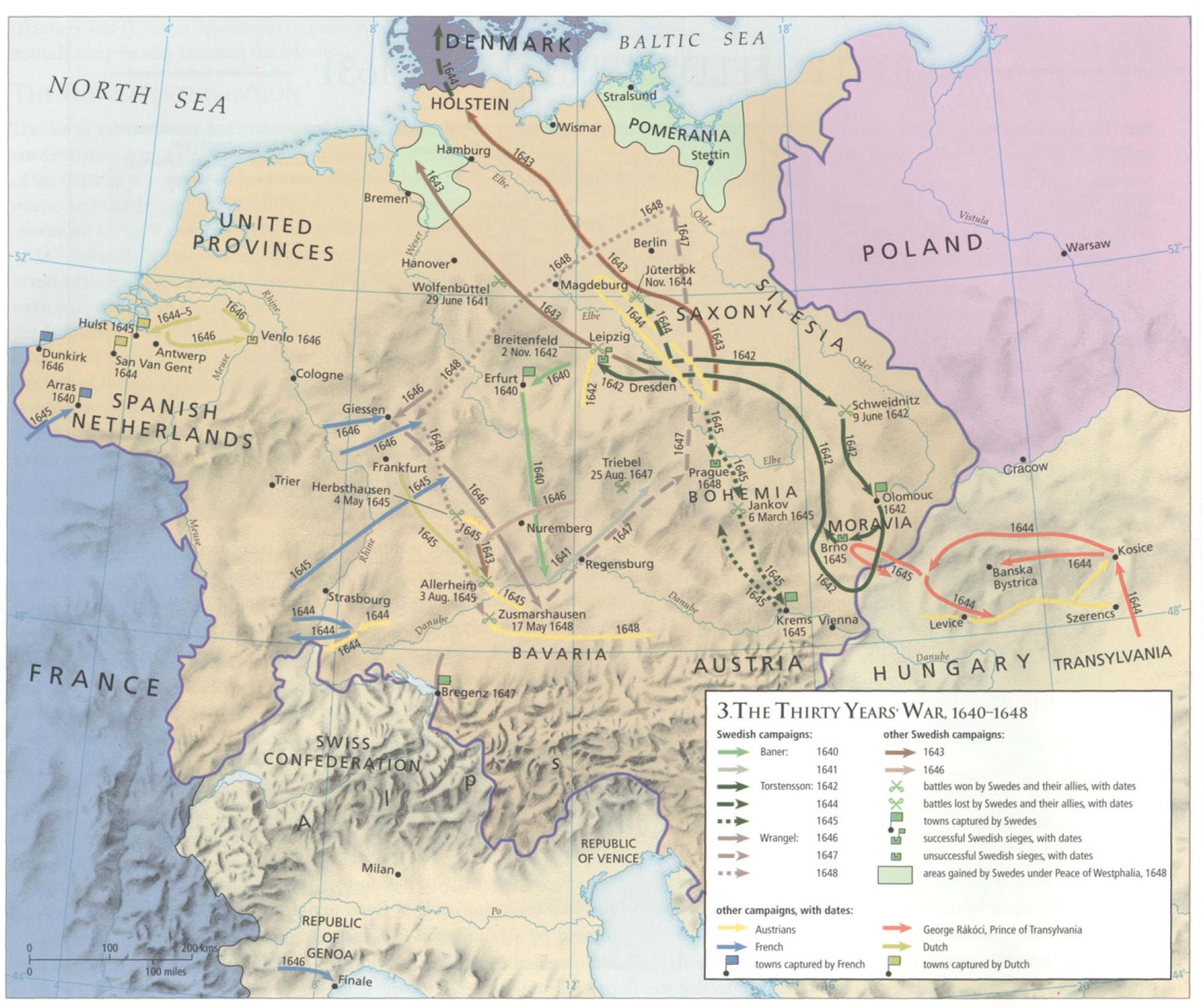The Thirty Years War 48