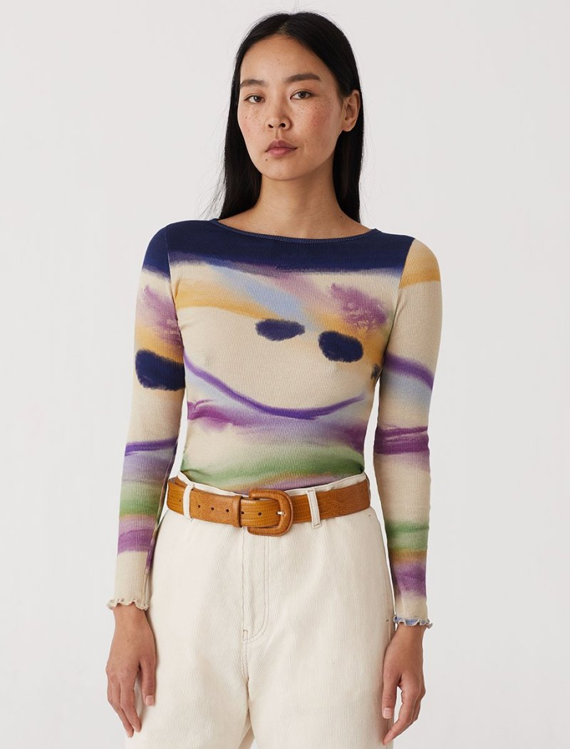 no 744 / Nucleo top from Paloma Wool