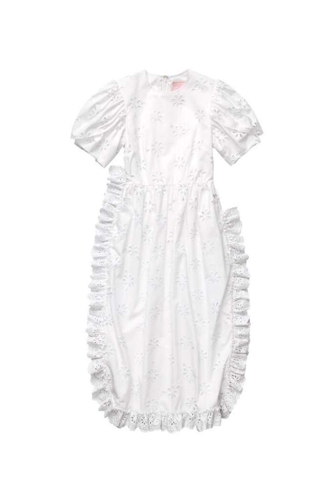Broderie anglaise dress Simone Rocha x H&M - buy now £119.99
