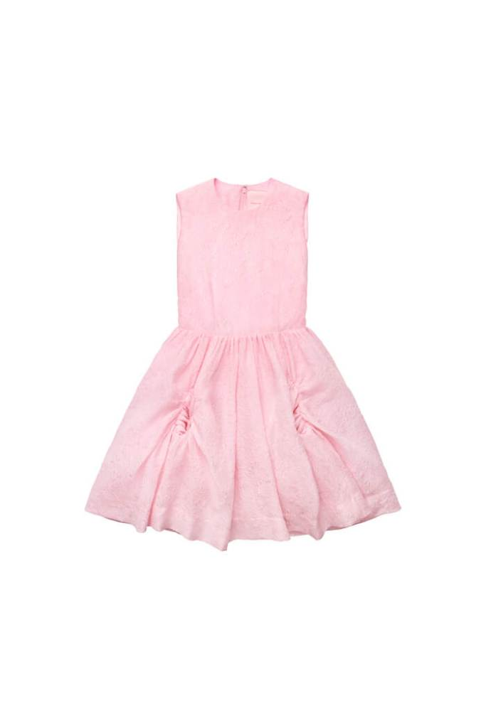 Short cloqué dress £99.99 Simone Rocha x H&M