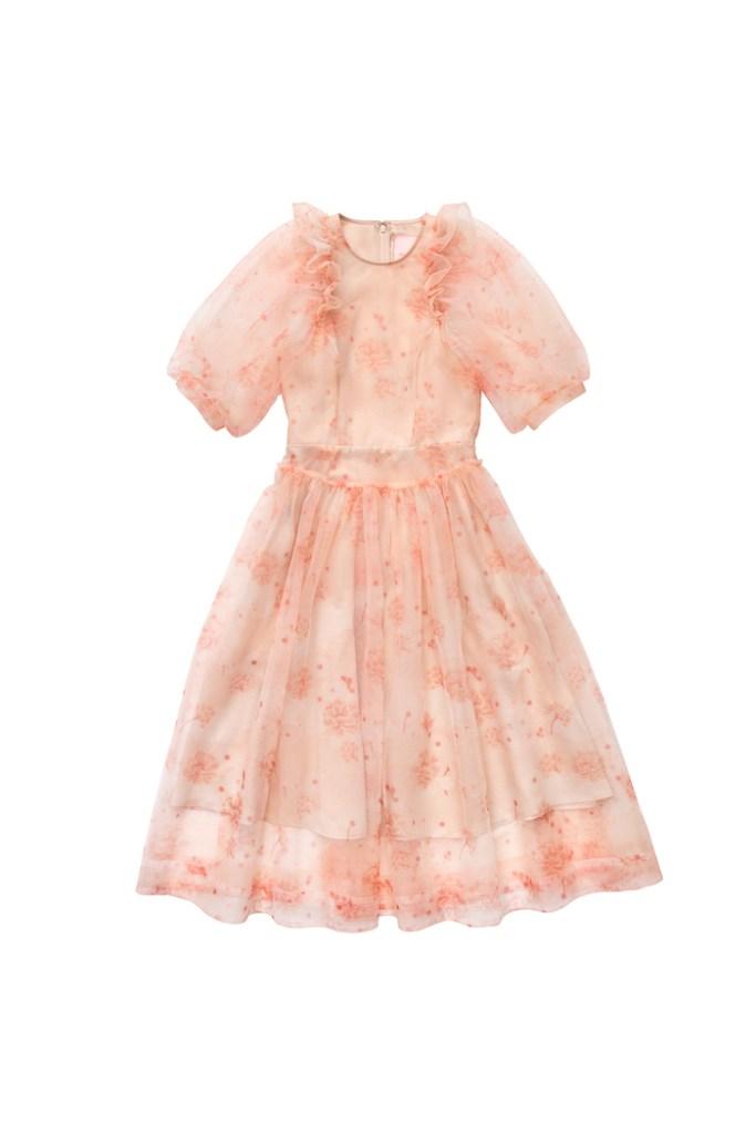 Puff-sleeved Tulle Dress, £119.99, Simone Rocha x H&M