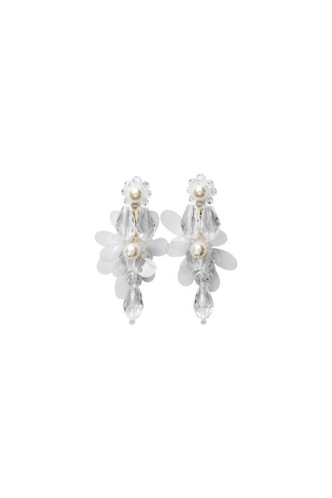 Beaded Earrings, £29.99, Simone Rocha x H&M