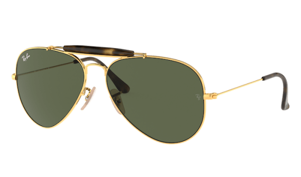 Outdoorsman Havana Collection Sunglasses rayban