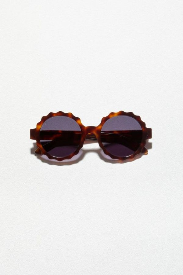 The Lily round sunglasses Jimmy Fairly