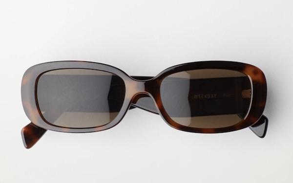 Run sunglasses from weekday