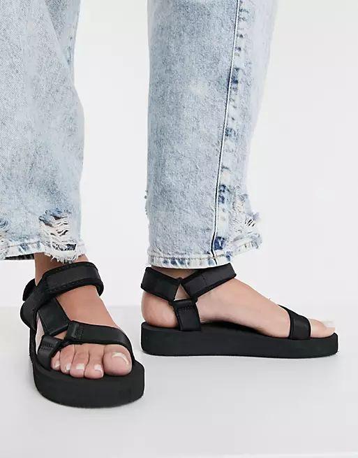 Fix-Up Sporty Sandals asos