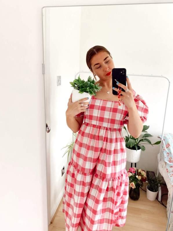 Etta Dress With Love Evie