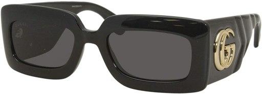 Gucci GG0811S Black/Grey 53/21/145 women Sunglasses amazon