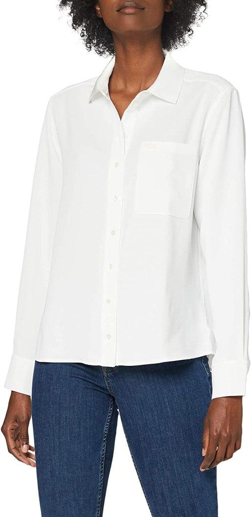 Lacoste Women's Shirt amazon