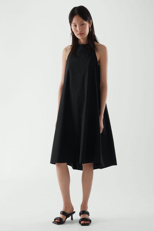 COS Halterneck Dress