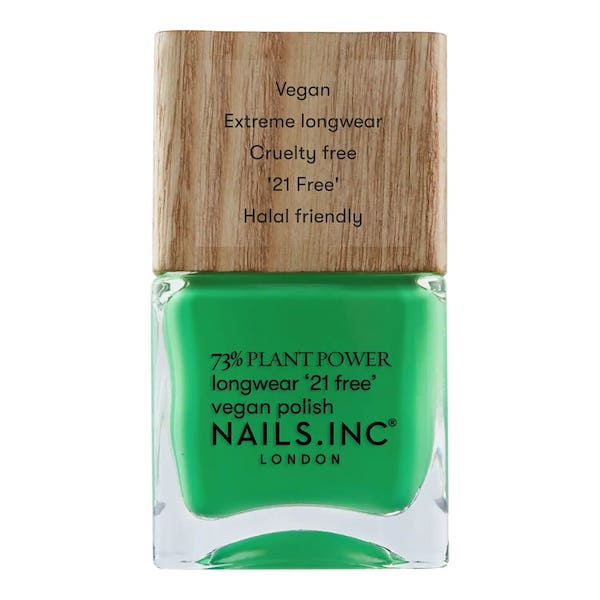 Nails Inc Plant Power Nail Polish
