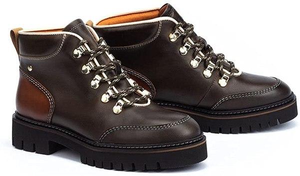 Pikolinos Leather Ankle Boots Aranda W0M