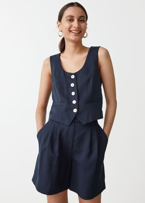 Buttoned Vest & Other Stories