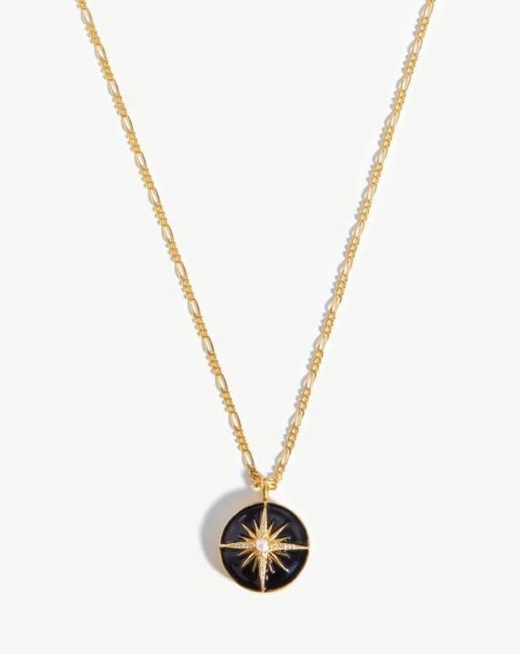 Harris Reed Rising Star Locket Necklace