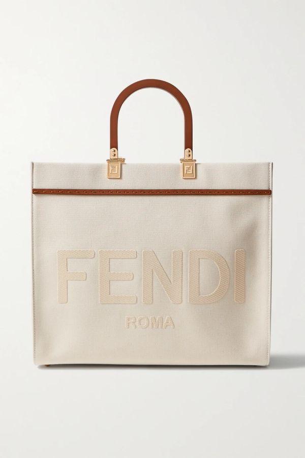 The Tote Bag, £1,890, Fendi at Net-A-Porter.com