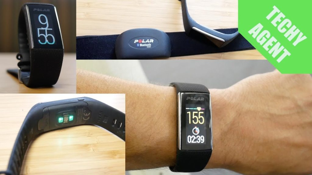 Chest Tracker Sync The Fitness Does Polar How And Monitor A370