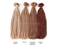 Hair Extension Color Chart | Cashmere Hair Clip In Extensions
