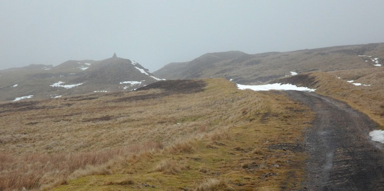 The Cairn and Top Cutting