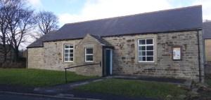 Barrington - St John's Chapel