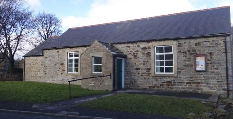 Barrinton- St Johns Chapel