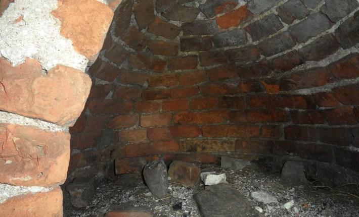 Domed interior